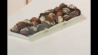 كرات الشوكولاتة | سالي فؤاد