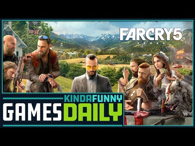 3 Ubisoft Games Delayed - Kinda Funny Games Daily 12.07.17