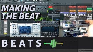 Meraki Grace ► Earthwalkers (DEMO) // Making the Beat In FL STUDIO