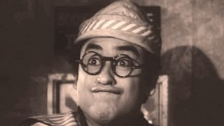 Kishore Kumar Best Comedy Scenes -  Bollywood Movie Half Ticket - Jukebox 54