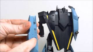 Yamato VF 17 Super Parts Review