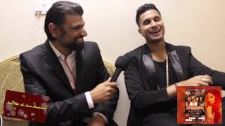 Arjun Interview: Stars With Ali Azeem Production