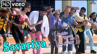 Savariya (HD) Full Video Song | Kahin Pyaar Na Ho Jaaye | Salman Khan,Rani Mukherjee,Jackie Shroff |