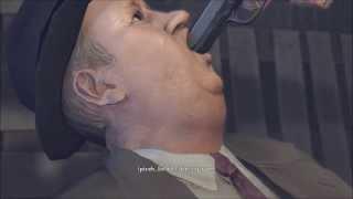 Mafia II: Fat Bastard Death Scene