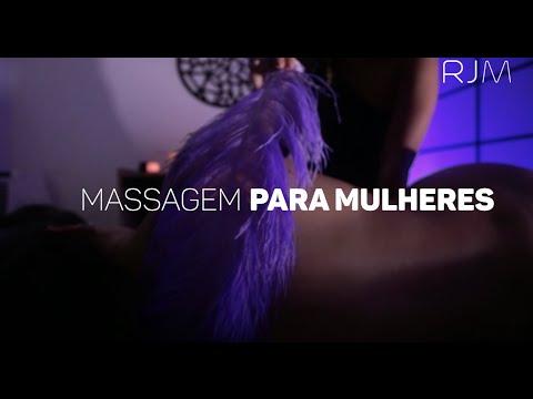 Massagem Tântrica Yoni para Mulheres