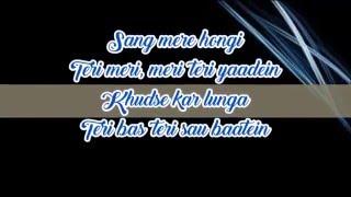 Fursat Lyrics-Arjun Kanungo |Feat.Sonal Chauhan|