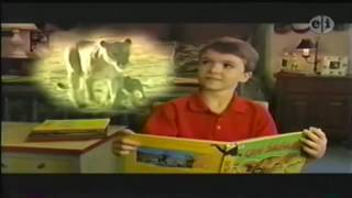 Rainforest Cafe commercial from Curious George