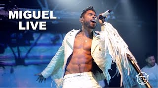 Miguel Performs Live in Houston   Wild Heart Tour