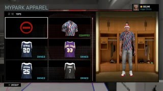Best/Dopest outfits in NBA 2K16