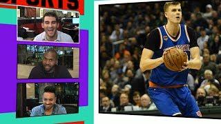 Should The New York Knicks Trade Kristaps Porzingis?   TMZ Sports