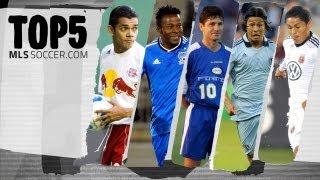 All-Time Best Honduran Players in MLS - Top 5