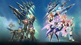 Macross Delta Trailer HD 2015