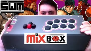 The Weirdest Fight Stick For Your Switch And PC?! | The Mix Box