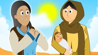 Bible Stories | Episodes 1 to 3 | Bed Time Stories For Kids by Giggle Mug