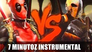 Instrumental - Deadpool VS. Exterminador | Duelo De Titãs [REMAKE] (7 Minutoz)