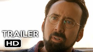 Looking Glass Official Trailer #1 (2018) Nicolas Cage, Robin Tunney Thriller Movie HD