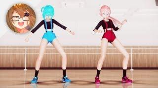 【MMD】Evolution of Dance【Motion Commission】