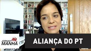 PT se alia a bancos para evitar delação de Palocci | Vera Magalhães