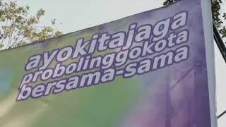 WOW!!! Colour Run Probolinggo Kota #tolakkerusuhan #probolinggokotabersatu #menujuindonesiadamai