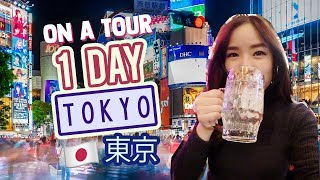 EXPERIENCE TOKYO in 1 DAY ON A TOUR