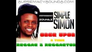 DJ SIMPLE SIMON - Once Upon A Time Ragga & Reggaeton 2004