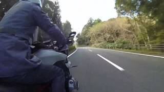 BMW R1200RS 慣らしツーリング 伊豆