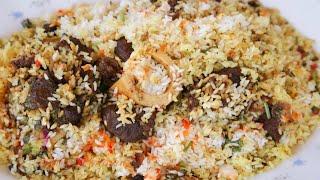 খাসী বা গরুর বিরিয়ানী || Goat Biriyani | Beef Biriyani | Shaan Biriyani Spices