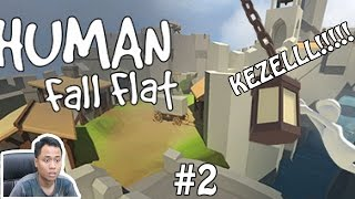 MULAI NGESELIN!!!! - Human Fall Flat #2 (Part 1)