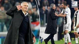 Jose Mourinho Provokes Juventus After Manchester United