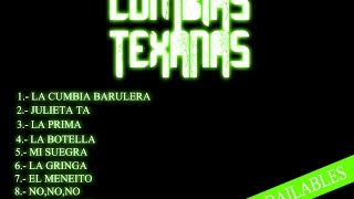 CUMBIAS TEXANAS MIX / PARA BAILAR