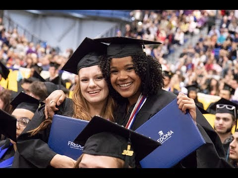2018 Morning Commencement