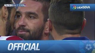 Golazo de Arda Turan (1-2) Real Madrid - Atlético