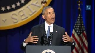 Watch President Obama