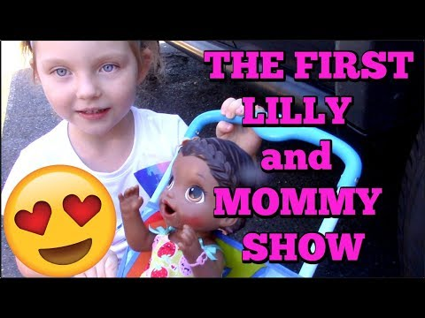 Xxx Mp4 BABY ALIVE Has A FUN DAY OUT The FIRST Lilly And Mommy Show The TOYTASTIC Sisters FUNNY SKIT 3gp Sex