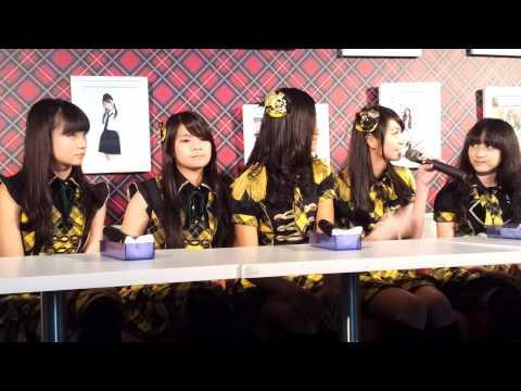 JKT48 Q&A パート1 シンガポールカフェイベント 030312