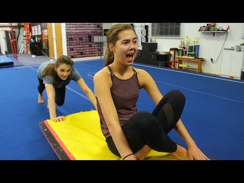 FUN Gymnastics Conditioning Ideas! |TheCheernastics2