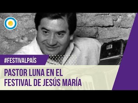 Festival Jesús María Octava noche Pastor Luna 11 01 13