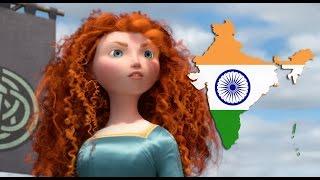 Brave (2012) - I Am Merida (Hindi) Subs
