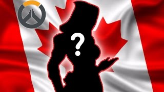 Overwatch - The NEW Canadian HERO!