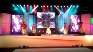 stage dance video - tamil folk music mix