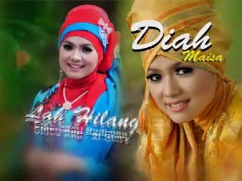 Lagu Minang Nostalgia Terbaik karaoke, Diah Maisa ( Full Album& Lyric)- (VCD Format)