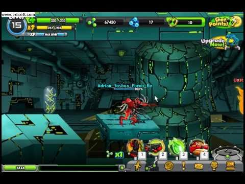 Ben 10 Omniverse Rise of Heroes V2.0 Latest Updates