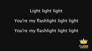 Jessie J - Flaslight  (Karaoke Version)