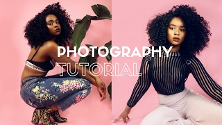How To Photograph Yourself l A Tutorial