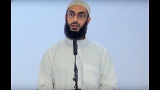 """Low Iman? Reintroduce yourself to Allah"" - Ali Hammuda"