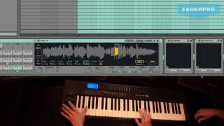 Tritonal explain how they made the Vocal Chops in
