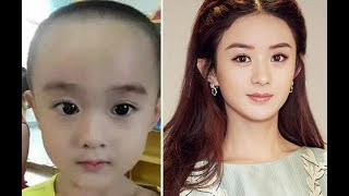 Zanilia Zhao Liying 赵丽颖 - From 2 to 29 years old 從2到29歲