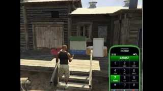 GTA V Secret Number Altruist Camp