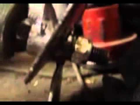 Подвесной лодочный болотоход bawad 113 Начало