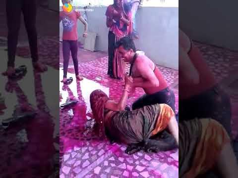 Xxx Mp4 Devar Bhabhi Ki Holi 2018 3gp Sex